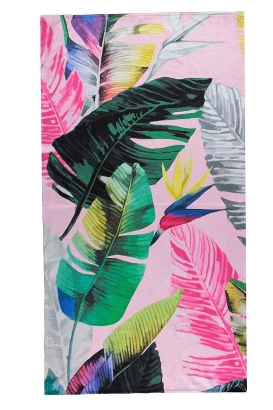 Beach Towel (Leaf)