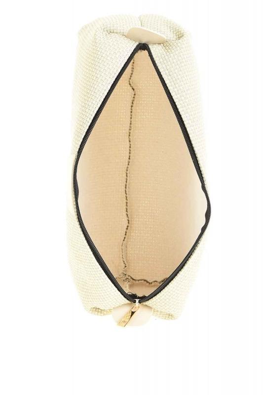 حقيبة يد شفافة مع مقبض بلاستيكي (طابا)