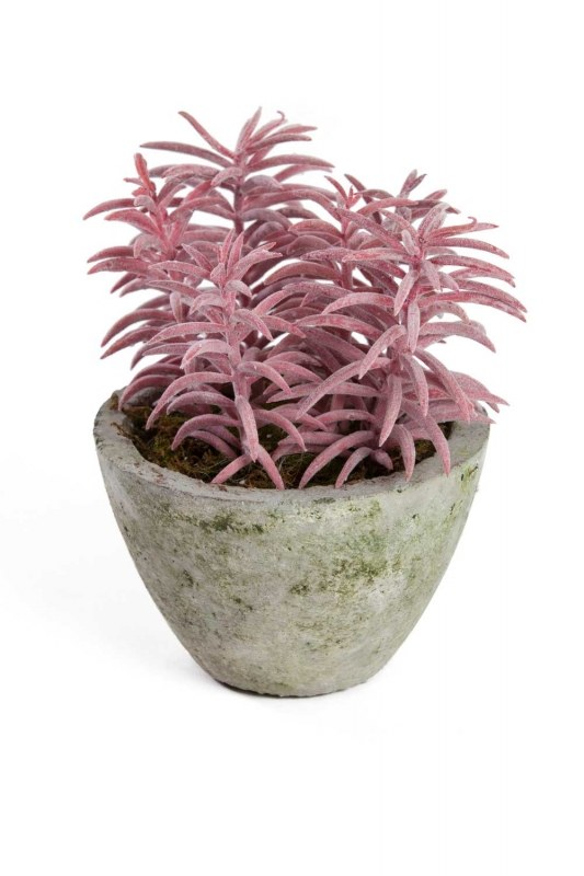 Potted Artificial Flower (15X15X18)