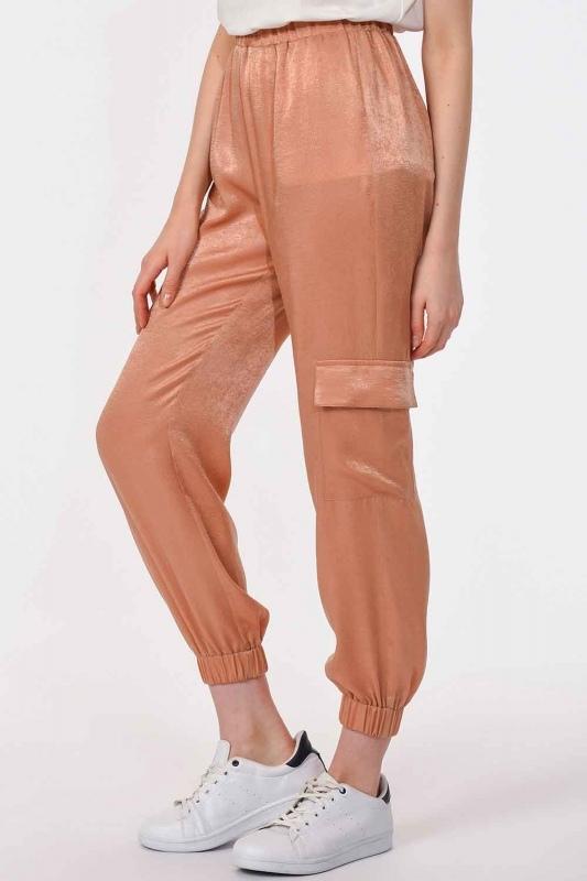 Premium Side Pockets Trousers (Beige)