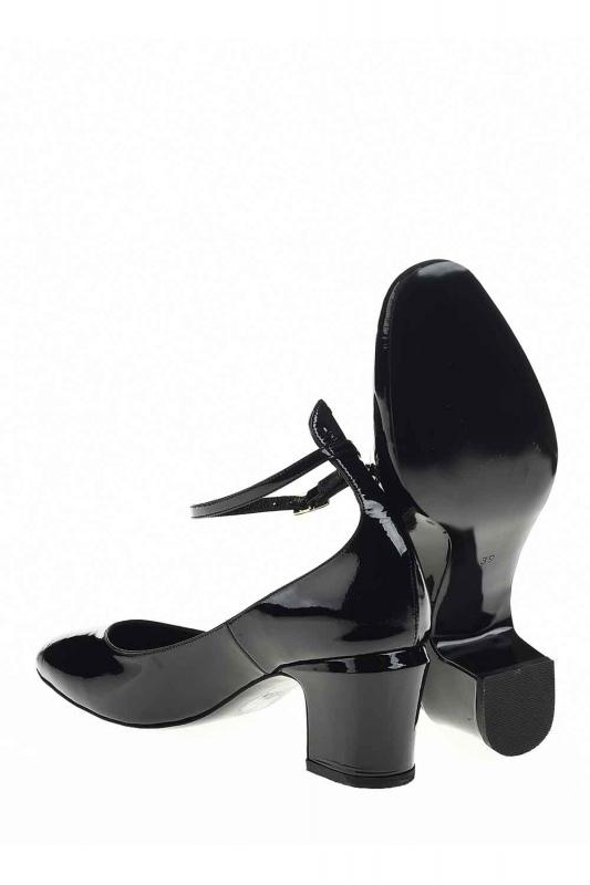 Premium Tokalı Ayakkabı (Siyah)