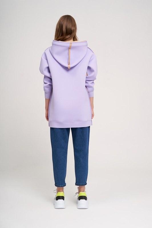 Scuba Sweatshirt (Lila)