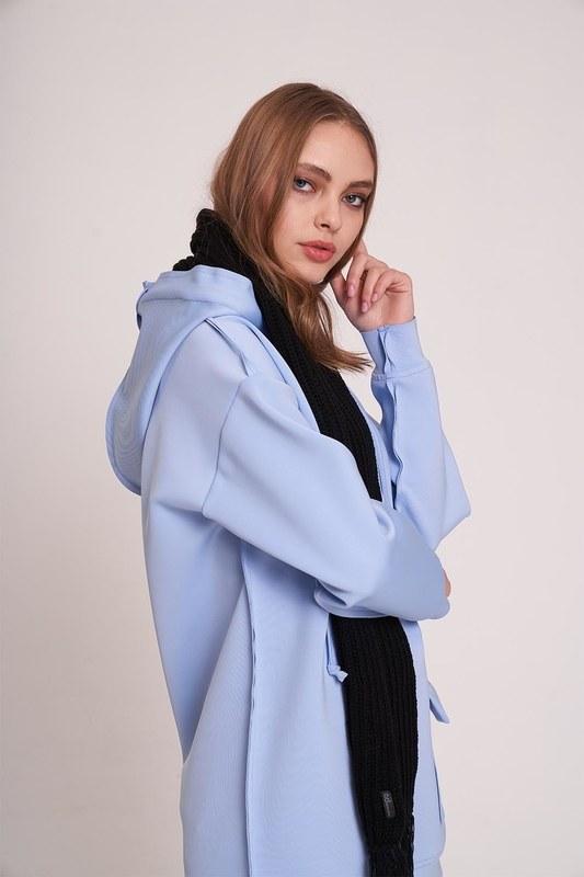 Scuba Sweatshirt (Mavi)