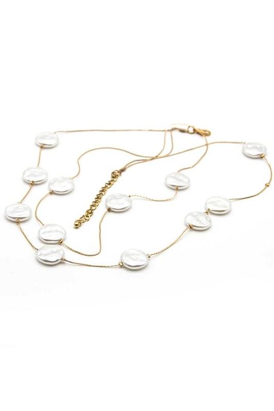Nacre Necklace (St)