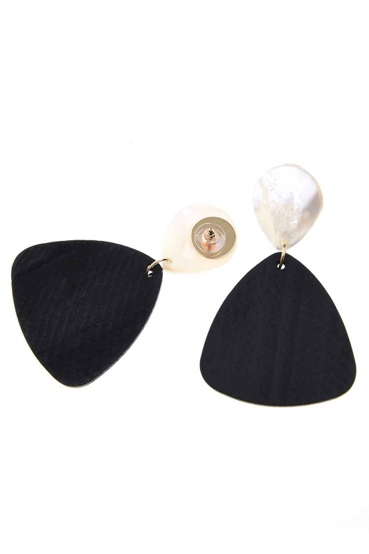 Pearlescent Dangling Earrings (St)