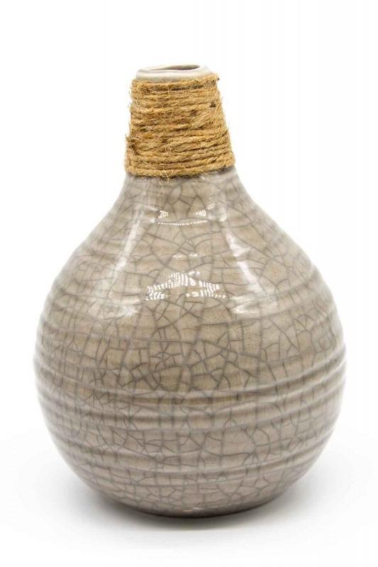 Ceramic Vase (Cream)