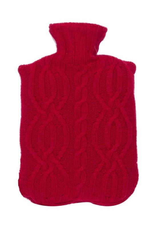 Sıcak Su Torbası Kılıfı (Kırmızı)