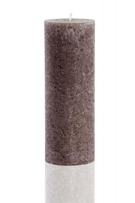 Cylinder Form Anthracite Rustic (19X6,8)
