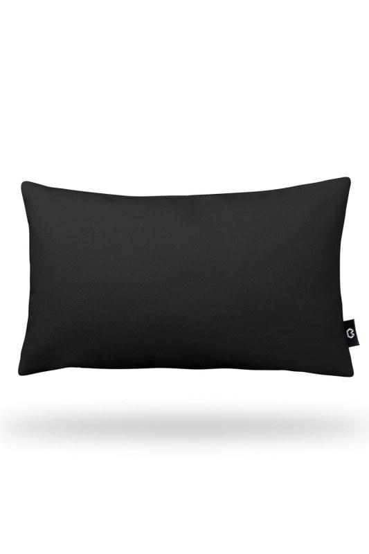 Siyah Dekoratif Yastık Kılıfı (33X57)