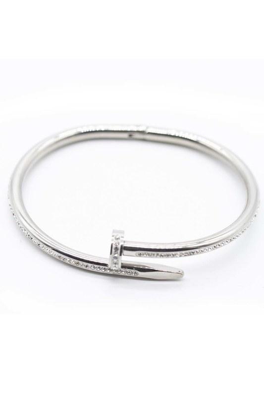 Steel Bracelet (Grey)