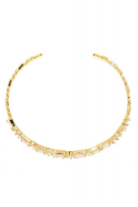 Stone Bracelet (Gold)