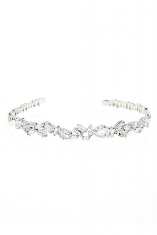 Stone Bracelet (Silver)