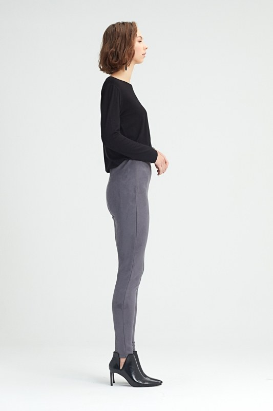 Tight Trousers (Grey)