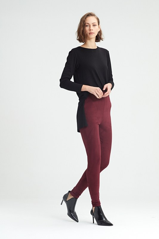 Tight Trousers (Purple)