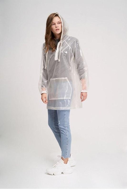 Transparent Raincoat (Transparent)