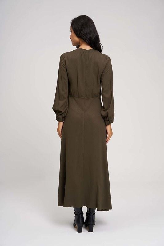 فستان طويل (زيتي)