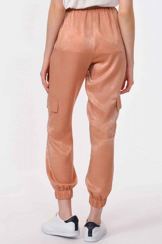 Premium Side Pockets Trousers (Beige)