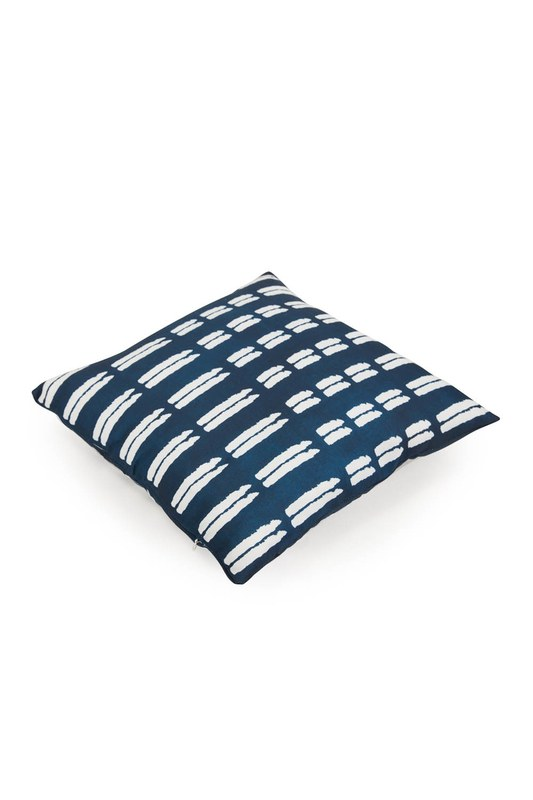 Pillow Case (White Patterned)