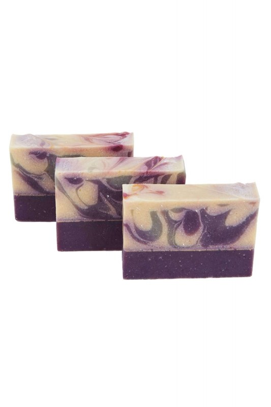 Yogurt And Lavender Soap